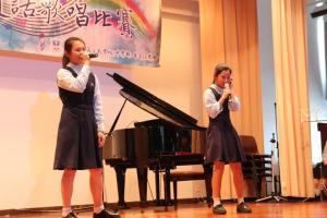 普通話歌唱比賽