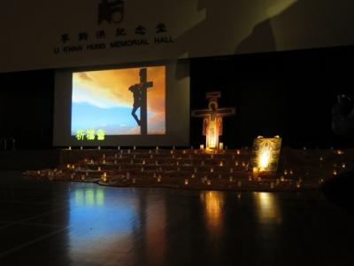 聯校天主教同學會領袖訓練營活動剪影